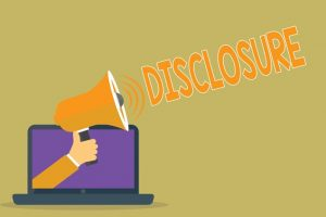 DC Voluntary Disclosure