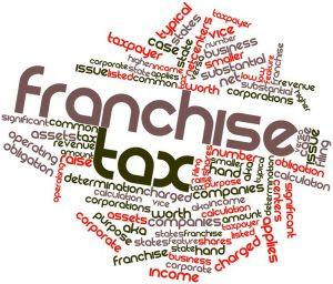 DC Franchise Tax