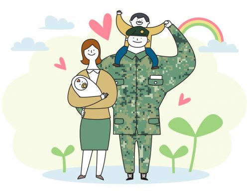 Tax advice for Military Families