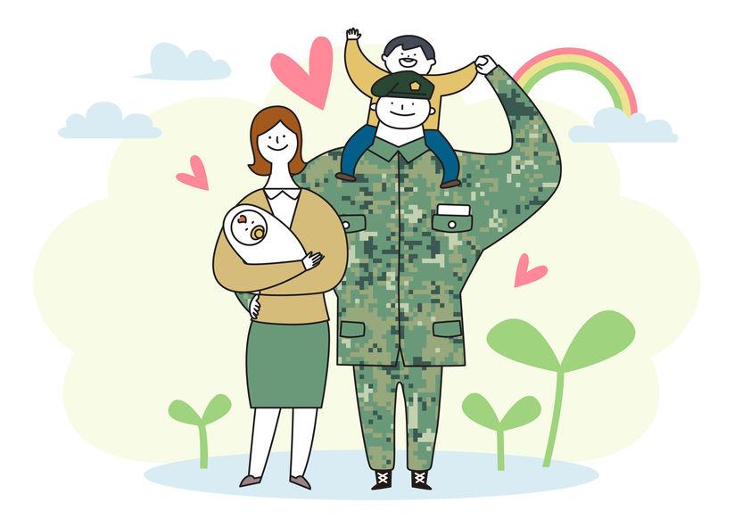 Taxes Advice for Military Families