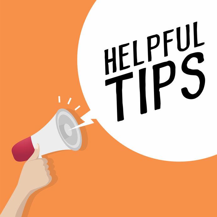 Audit Tips